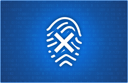 "Reduce your digital ""fingerprint"""